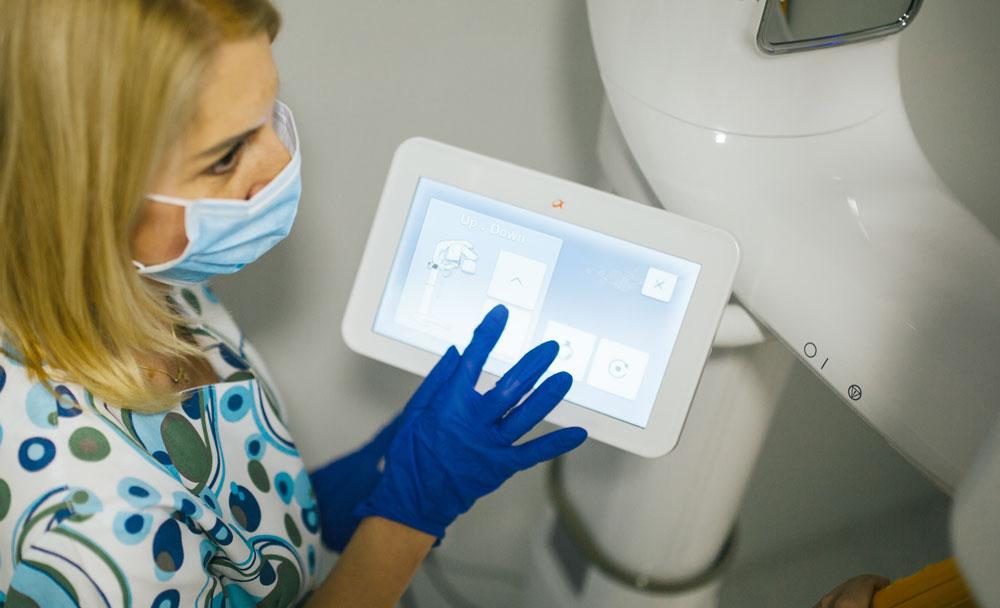 Ortopan - panoramsko snimanje zuba