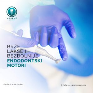Lečenje zuba mašinskom endodoncijom